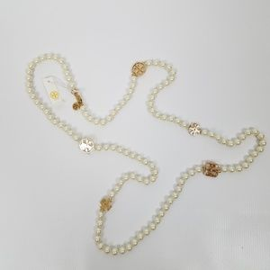 Tory Burch NWT Evie pearl necklace